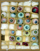Medical Museum Eyeballs
